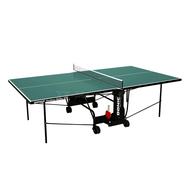 Теннисный стол уличный DONIC OUTDOOR ROLLER 600 GREEN, складной, фото 1
