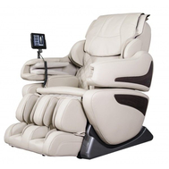 Массажное кресло US MEDICA INFINITY черный/бежевый, фото 1