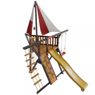 Детская игровая площадка САМСОН ФОРТУНА, фото 1