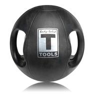 Тренировочный мяч с хватами 5,4 кг (12lb), фото 1