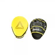 Лапы боксерские Retail Hook and Jab Pads - Yellow, фото 1
