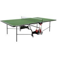Всепогодный теннисный стол DONIC OUTDOOR ROLLER 400 зеленый, фото 1