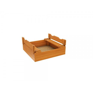 Деревянная песочница IGRAGRAD ЛАДУШКИ, фото 1