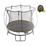 Батут SPRINGFREE R54H с корзиной для мяча, фото 1
