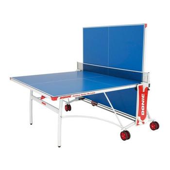 Теннисный стол DONIC OUTDOOR ROLLER DE LUXE BLUE, фото 2