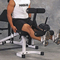 Опция сгибание-разгибание ног BODY SOLID POWERLINE PLDA1/PLDA11X, фото 1